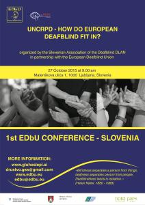 UNCRPD_How do European Deafblind Fit In?